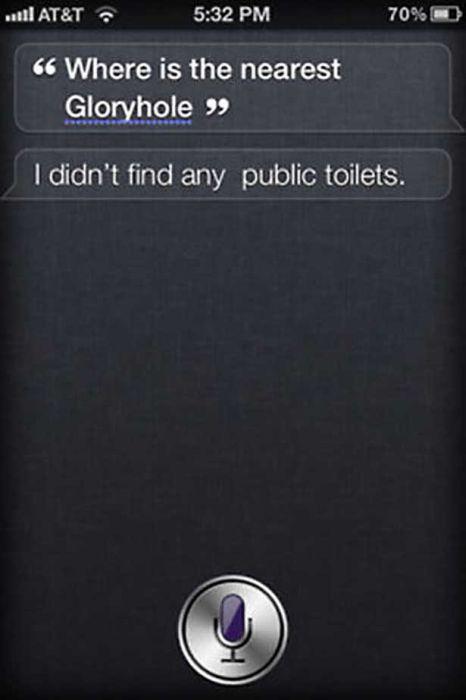 Siri Fails