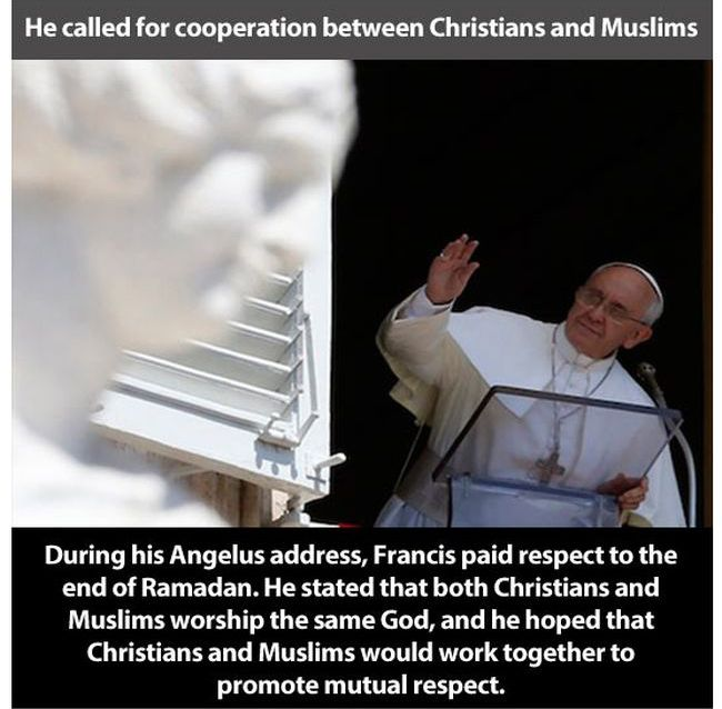 Pope Francis is the Person of the Year