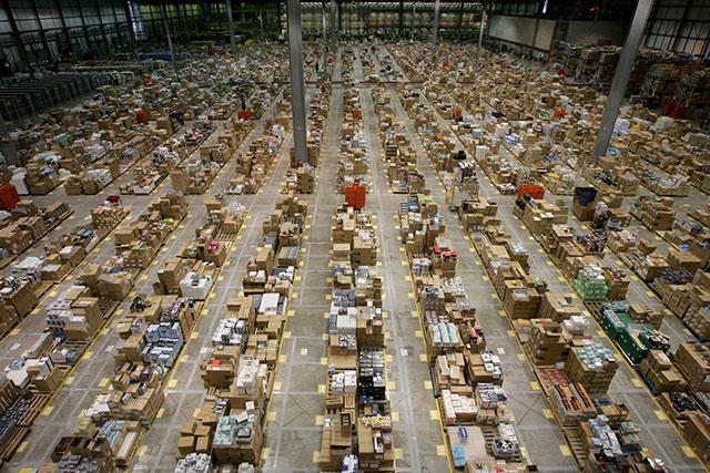 The Amazon Warehouse