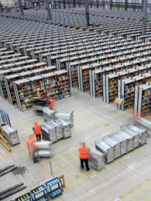 The Amazon Warehouse