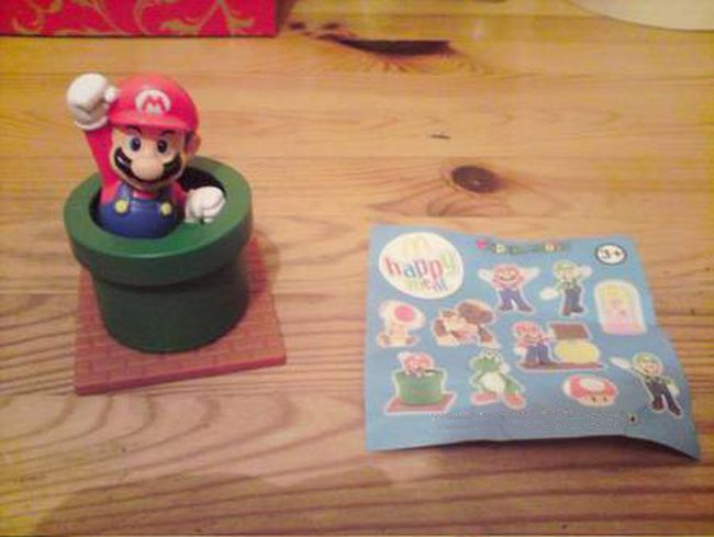 How to Use a Super Mario Toy