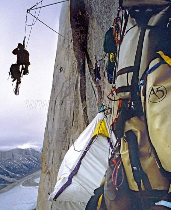 Mountain Camping, part 2