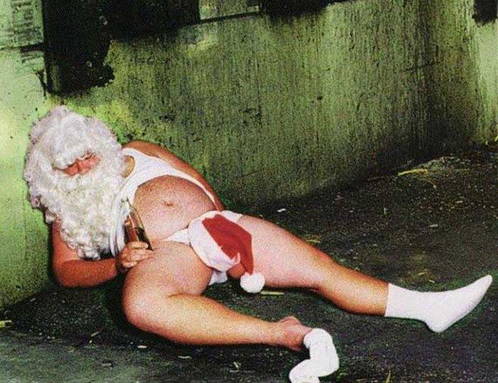 Santa Gone Wild