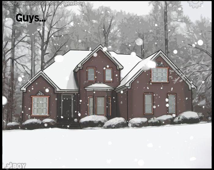 When It Snows: Girls Vs Guys