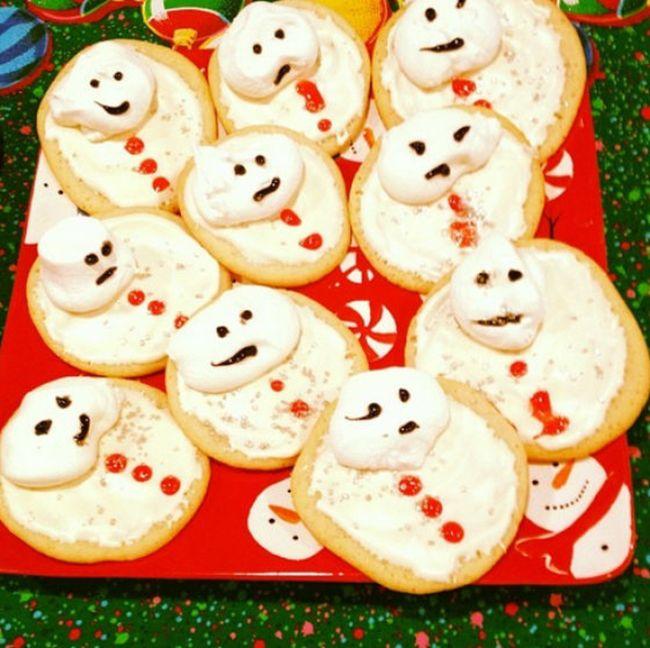 Holiday Baking Fails