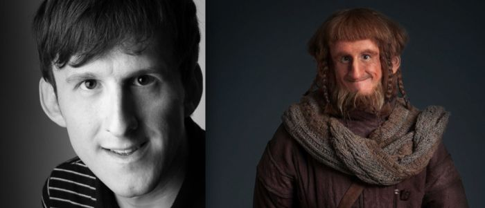 Hobbit Characters Without Makeup