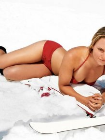 Lindsey Vonn erotic photos