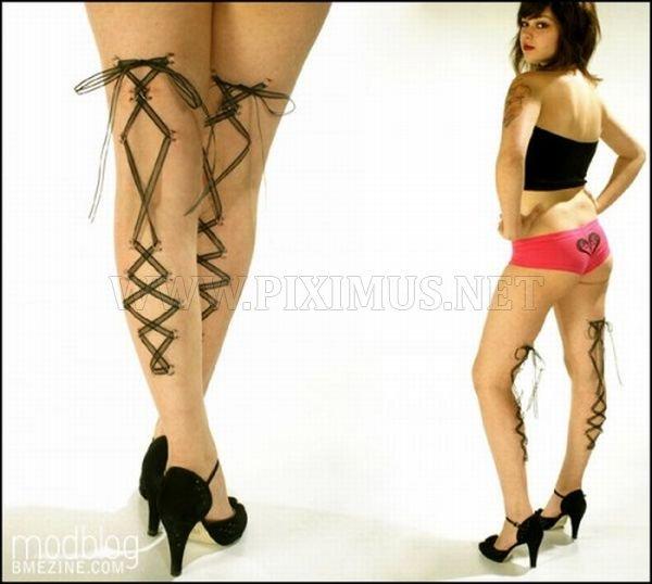 Insane Tattoo's And Bodymods