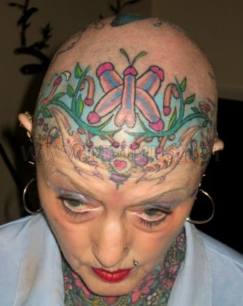 Insane Tattoo's And Bodymods
