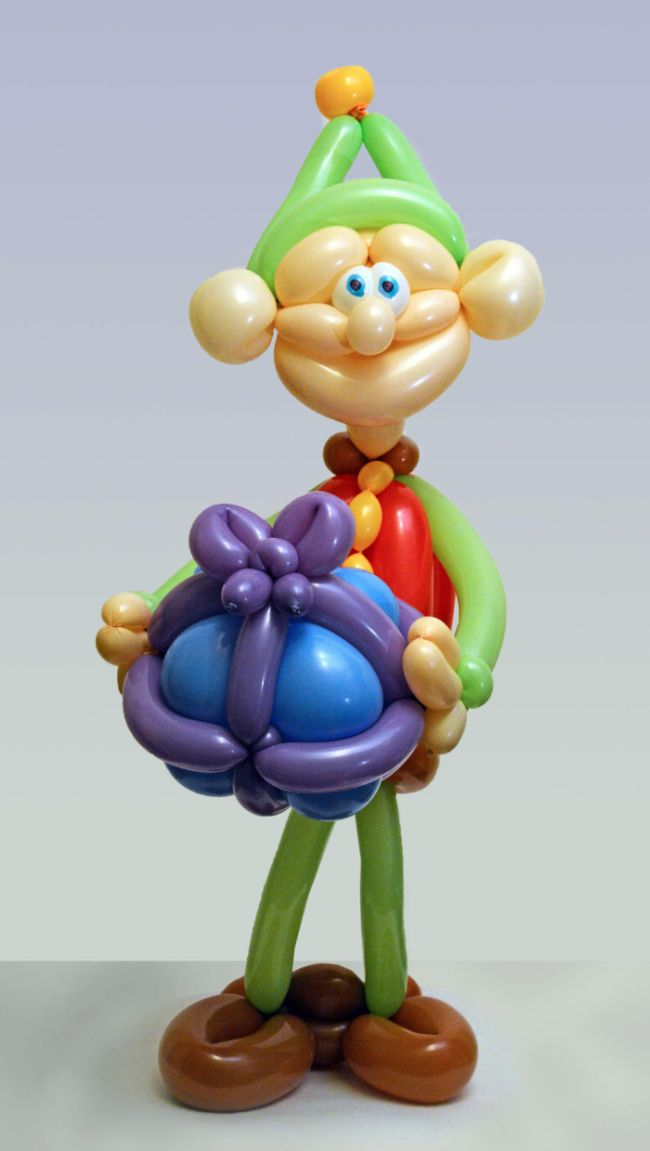 Balloon Art by Rob Driscoll