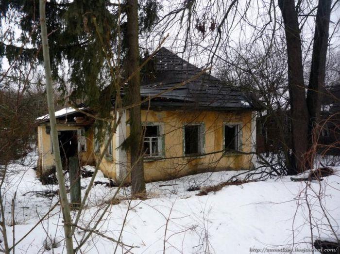 Chernobyl in Winter