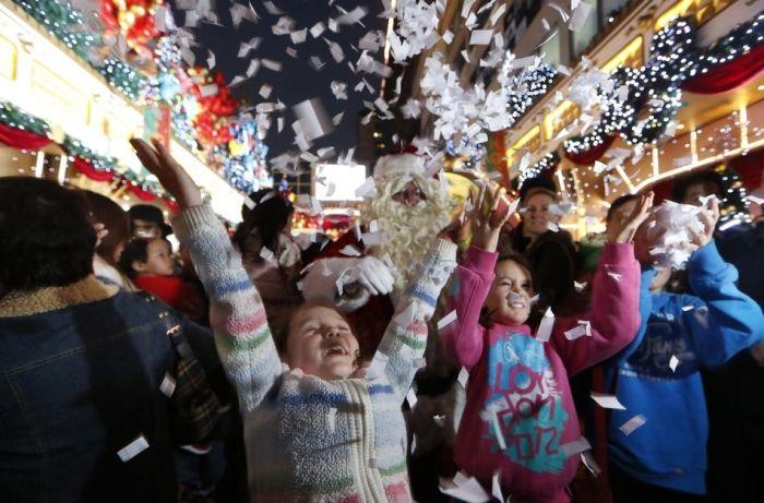 Christmas Celebration Around the World