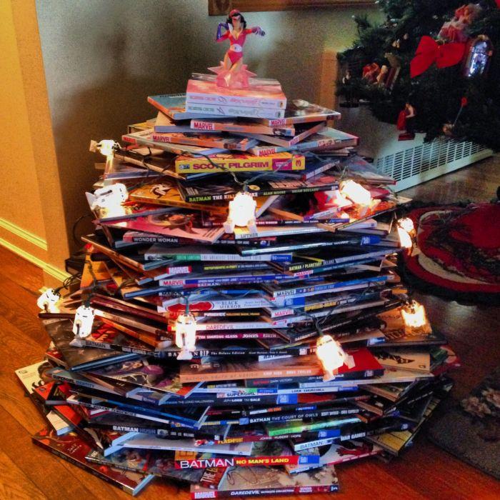 Nerdy Christmas Trees