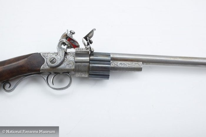 Rare and Unique Weapons