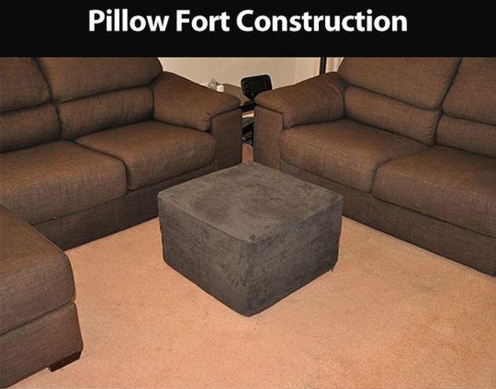 Pillow Fort, part 2