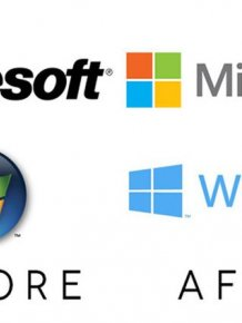 How the Logos Have Changed in 2013