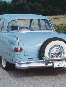 Packard Cavalier 1953