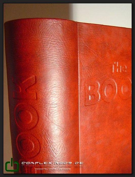 The Book Modding