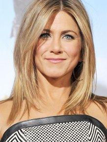 Jennifer Aniston through the ages