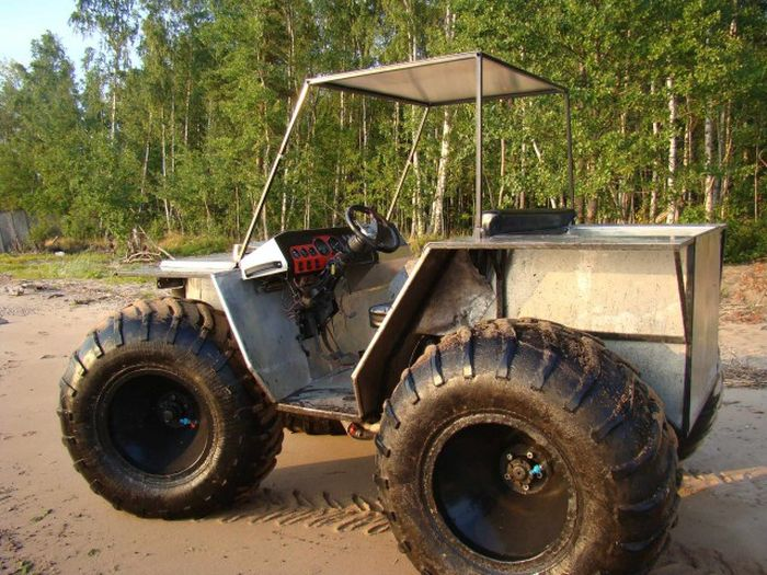 Homemade Offroad Car Vehicles