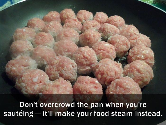 Cooking Life Hacks