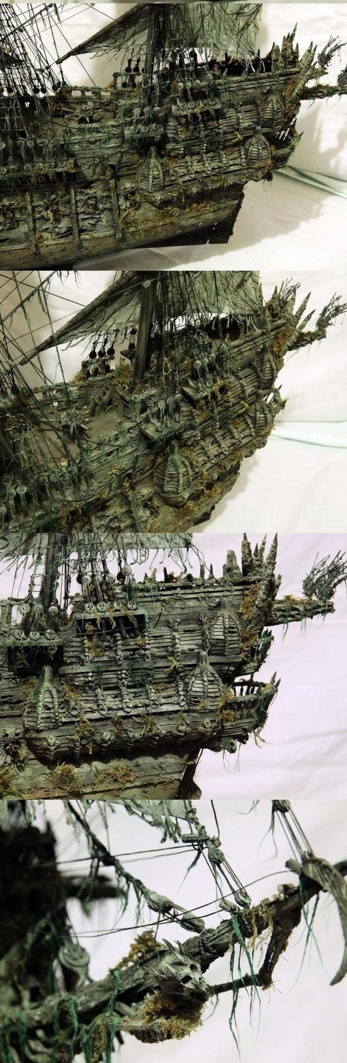 The Flying Dutchman Model