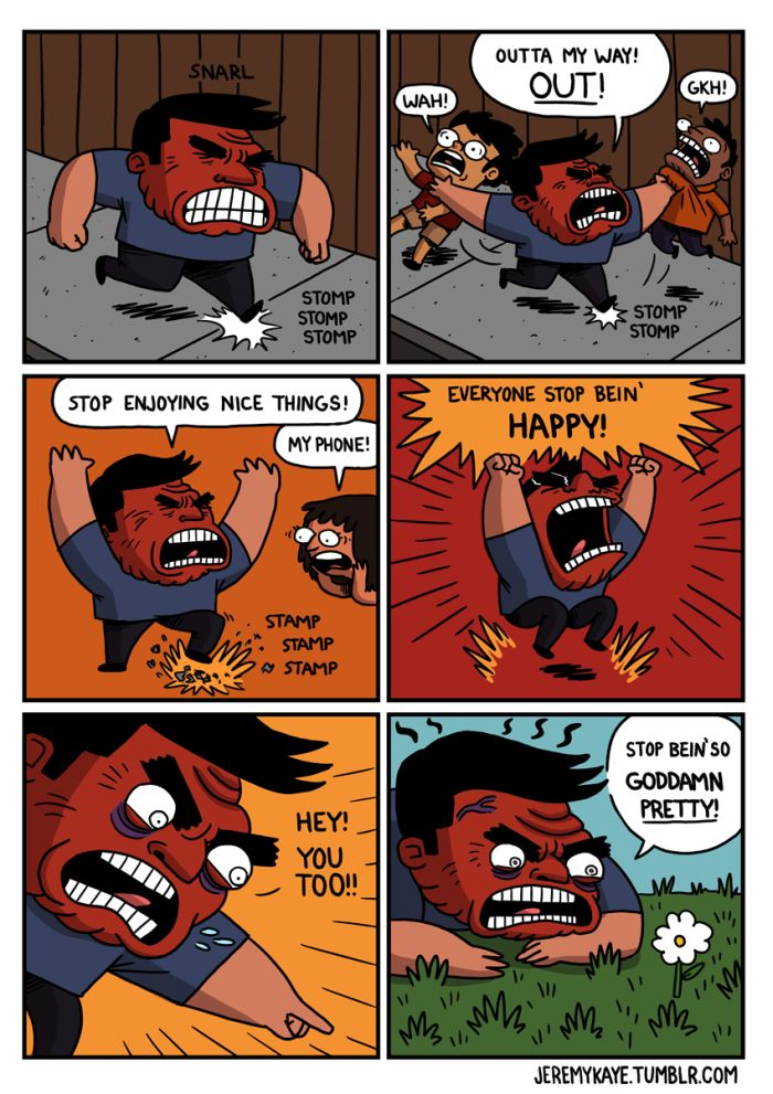 Funny Comics by Jeremy Kaye