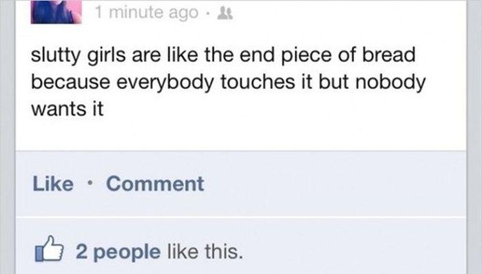 Stupid Posts on Facebook, part 5