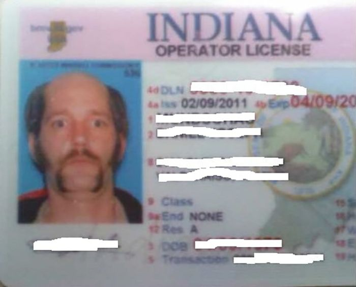 Trolling the Indiana DMV