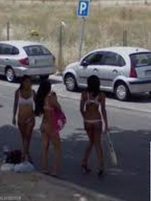 Very Strange Things Found on Google Street View