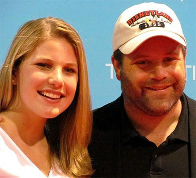 Sean Astin's Daughter Then and Now