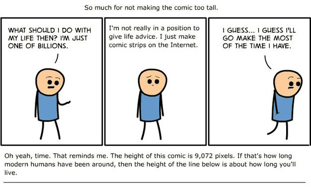 Great Comic by Cyanide And Happiness