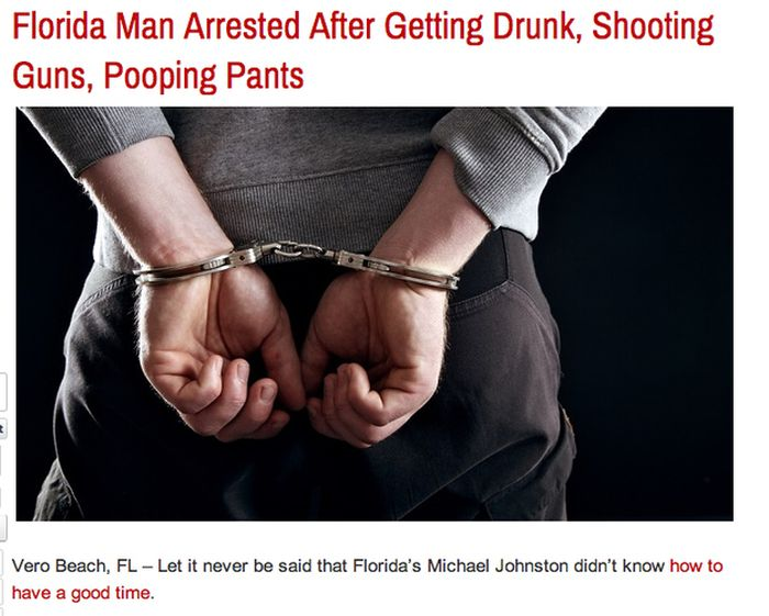 Dumb Things Done by Drunk People