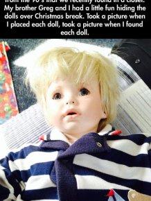 Creepy Doll War