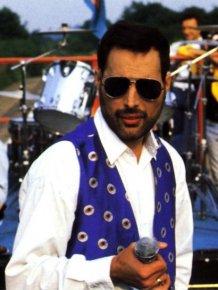 Photos of Freddie Mercury