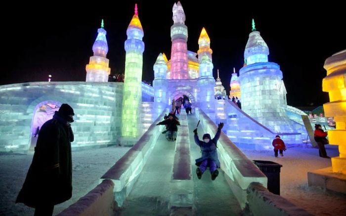 Harbin Ice And Snow Festival 2014, part 2014