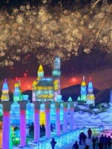 Harbin Ice And Snow Festival 2014