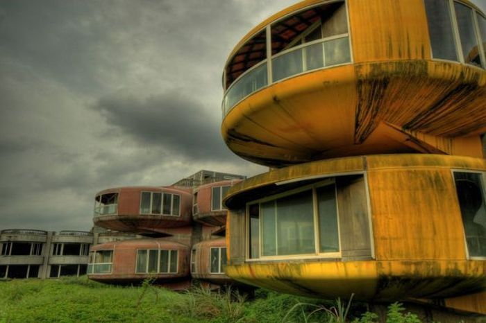 Abandoned Places Around the Globe