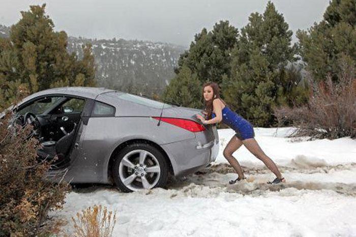 Girls Got Stuck