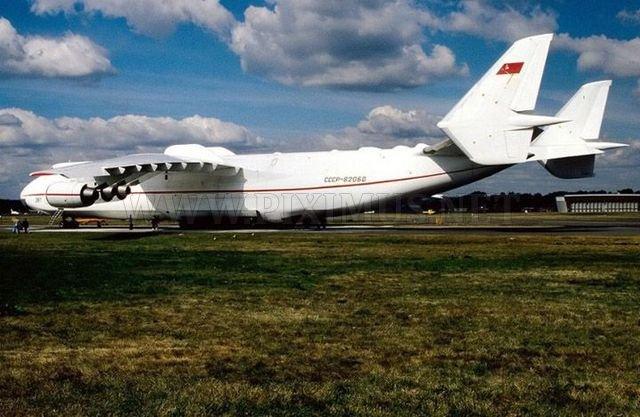 Giant of the sky - Antonov
