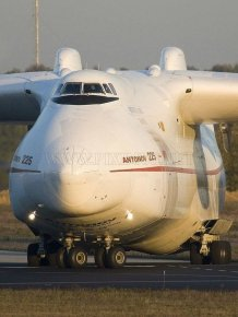 Giant of the sky - Antonov