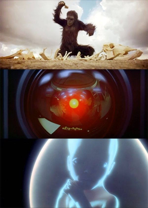 Movies Summed In 3 Frames