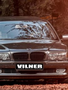 BMW 750i v12 by Vilner