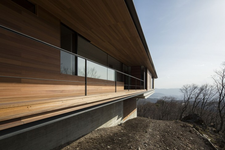 Kidosaki Architects Studio - House in Yatsugatake