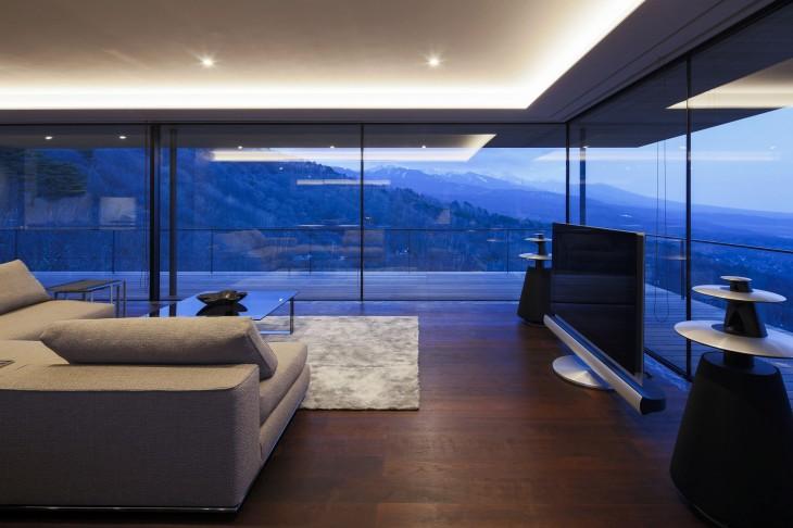 Kidosaki Architects Studio - House in Yatsugatake