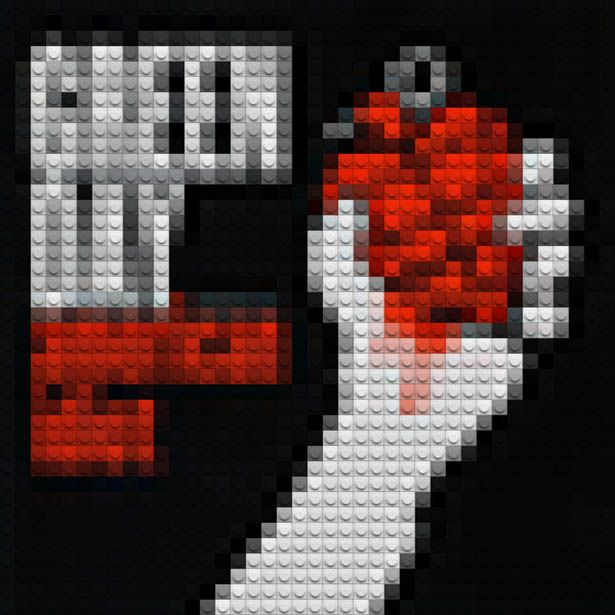 Lego Album Covers, part 2