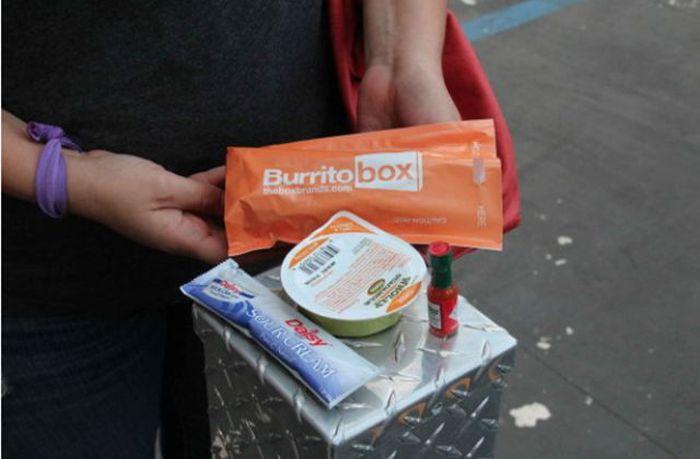 Burrito Vending Machine