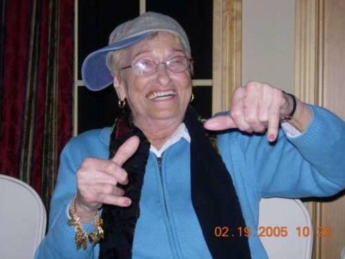 Gangster Grandmas