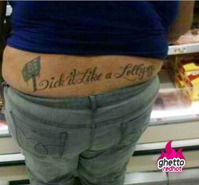 Ghetto Tattoos