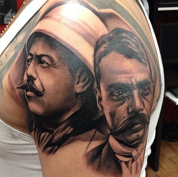 The Incredible Tattoo Art Of Brian Gonzales